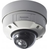 Camera super dinamica Full HD Dome IP Panasonic WV SFV611L, anti vandal rezistenta la apa