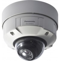 Camera super dinamica Full HD Dome IP Panasonic WV-SFV611L, anti vandal rezistenta la apa