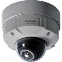 Camera super dinamica HD Dome IP Panasonic WV SFV311, rezistenta la apa