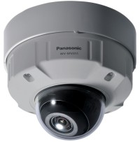 Camera super dinamica HD Dome IP Panasonic WV-SFV311, rezistenta la apa