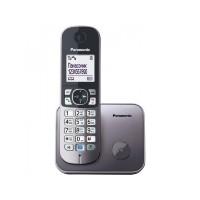 Telefon DECT Panasonic KX TG6811FXM metalic