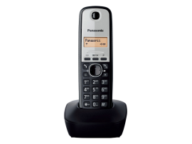 Telefon fara fir gri inchis, KX-TG1911FXG, Panasonic, TESTARE in showroom