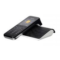 Telefon DECT Panasonic KX PRW110FXW, design premium cu posibilitate conectare la smartphone