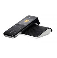 Telefon DECT, design premium cu posibilitate conectare la smartphone, KX-PRW110FXW, Panasonic