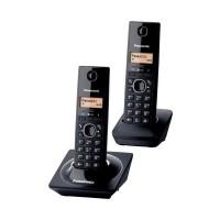 Telefon DECT Panasonic KX TG1712FXB, twin