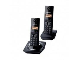 Telefon DECT twin, KX-TG1712FXB, Panasonic