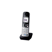 Receptor Panasonic KX TGA681FXB, suplimentar telefon DECT