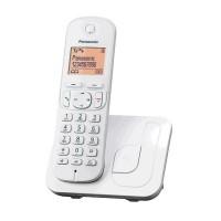 Telefon DECT Panasonic KX TGC210FXW, alb