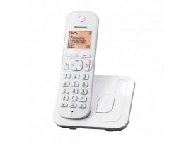 Telefon DECT, alb, KX-TGC210FXW, Panasonic, TESTARE in showroom