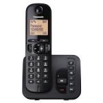 Telefon DECT Panasonic KX-TGC220FXB, negru