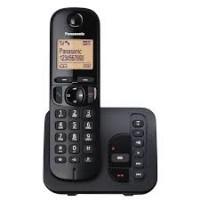 Telefon DECT, negru, KX-TGC220FXB, Panasonic, TESTARE in showroom