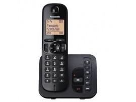 Telefon DECT, negru, KX-TGC220FXB, Panasonic