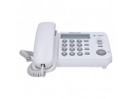 Telefon analogic Panasonic KX-TS560FXW,