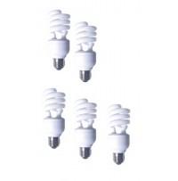 Bec economic, putere lampa 19W, echivalent pentru incandescenta 95W, Panasonic, EFD19E27HD3E, pack 5