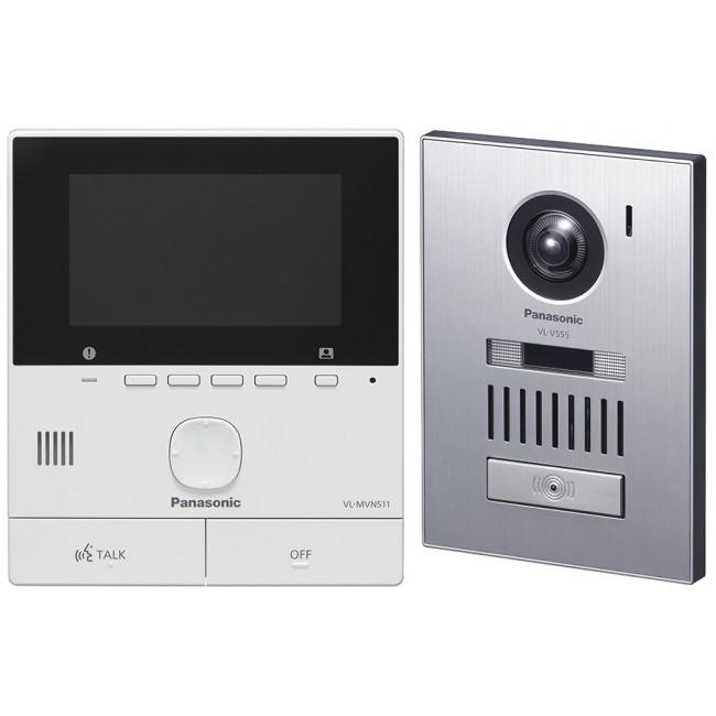 Sistem wireless video intercom smartphone connect VL-SVN511FX Panasonic