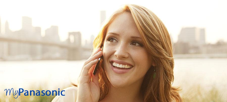 Telefon DECT premium - Panasonic