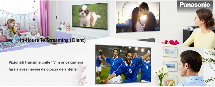 LED TV - PANASONIC