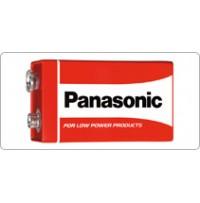 Baterii Zinc Carbon Panasonic 6F22RZ/1BP, 9V