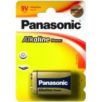 Baterie Panasonic 6LR61APB, 9V
