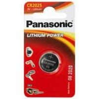 Baterie Panasonic CR 2025L/2BP, 3V, litiu