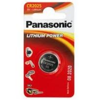 Baterie Panasonic CR-2025L/2BP, 3V, litiu