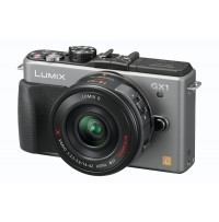 Camera G Micro System Panasonic Body  DMC-GX1EG-K