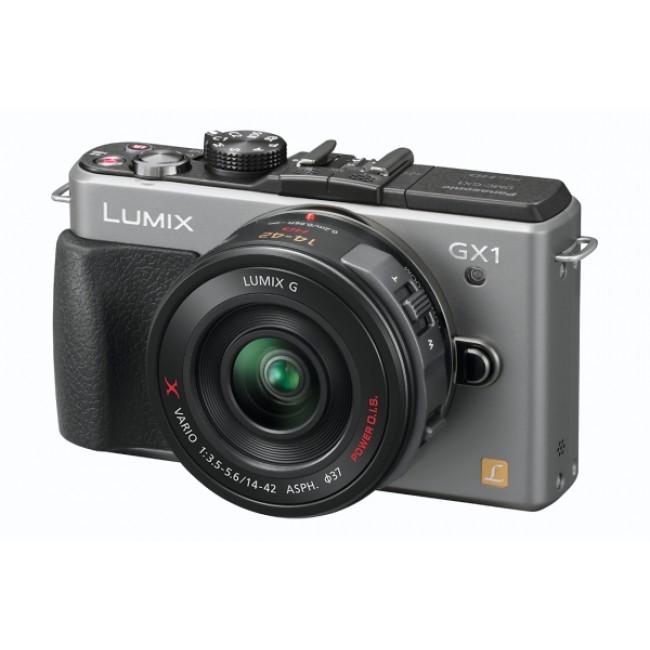 Camera G Micro System Panasonic Body  DMC-GX1EG-K/ Fara obiectiv