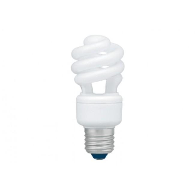 Bec economic, putere lampa 11W, echivalent pentru incandescenta 55W, EFD11E27HD3E, Panasonic