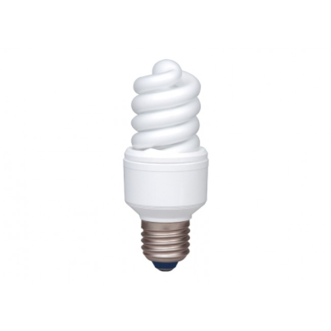 Bec economic, putere lampa 13W ,echivalent pentru incandescenta 60W, EFD13E282V, Panasonic