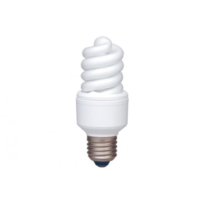 Bec economic, putere lampa 13W, echivalent pentru incandescenta 58W, EFD13E672V, Panasonic