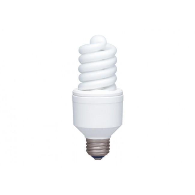 Bec economic, putere lampa 18W, echivalent pentru incandescenta 87W, EFD18E27HD, Panasonic