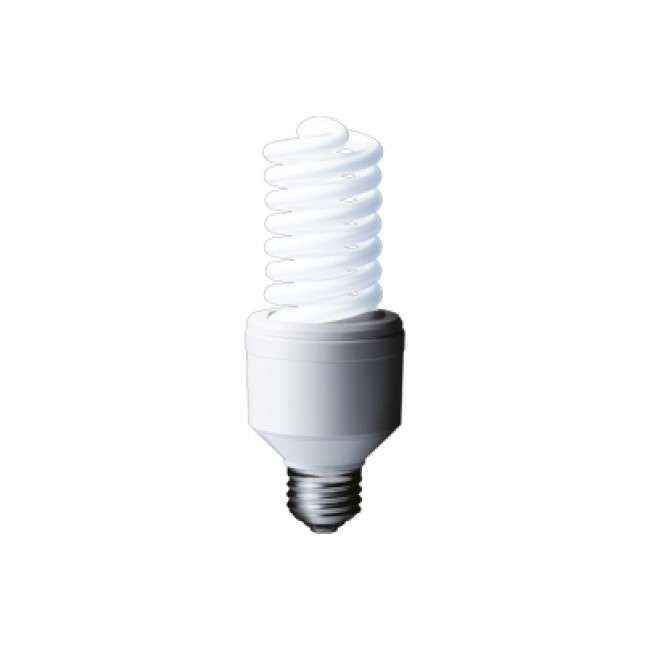 Bec economic, putere lampa 24W, echivalent pentru incandescenta 105W, EFD24E282V, Panasonic