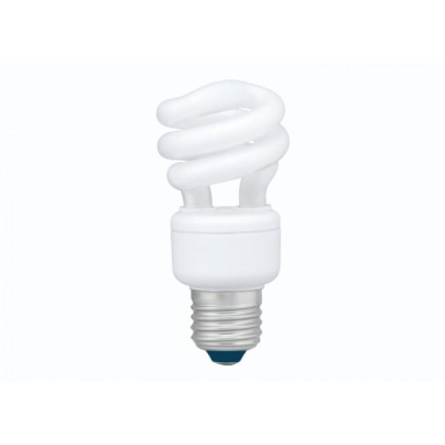 Bec economic, putere lampa 8W, echivalent pentru incandescenta 45W, EFD8E27HD3E, Panasonic