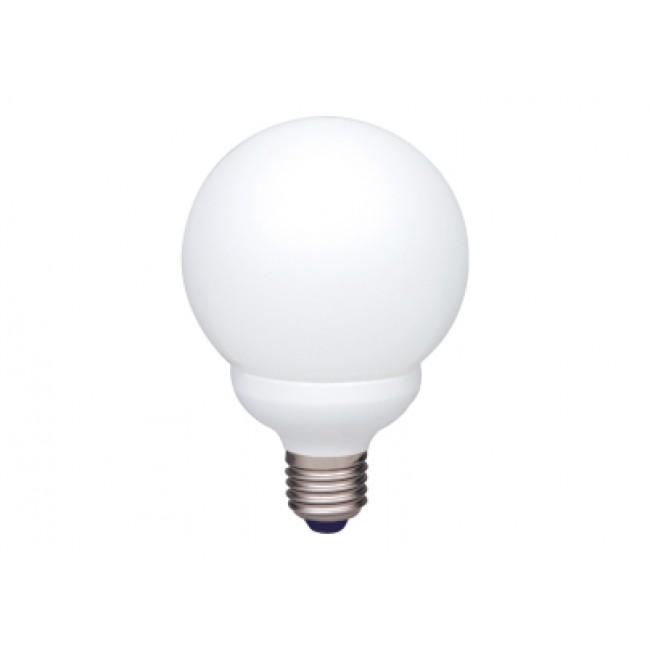 Bec economic, putere lampa 13W, echivalent pentru incandescenta 55W, EFG13E672V, Panasonic