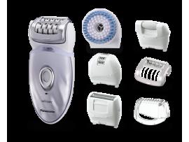 Epilator Wet/Dry 7 in 1, lavabil, 2 viteze, cap pivotant, 48 pensete, ES-ED94-S503 Panasonic