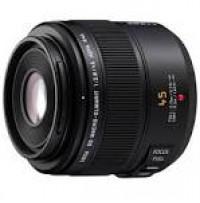 Montura obiectiv Panasonic H-ES045E, foto focala fixa macro 45mm
