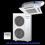 Sistem aer conditionat Panasonic KIT-100PU1E5A pentru aplicatii comerciale PACi Elite