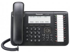 Telefon digital proprietar Panasonic KX-DT546X-B