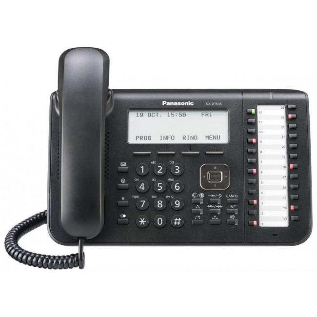 Telefon digital proprietar Panasonic KX-DT546X-B