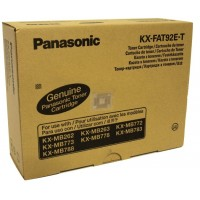Pachet Panasonic KX FAT92E T, 3 tonere