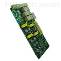 Cartela Panasonic KX TDA0164X, 4 intrari / iesiri