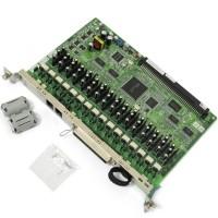 Cartela Panasonic KX TDA0177X, 16 porturi SLT cu CallerID