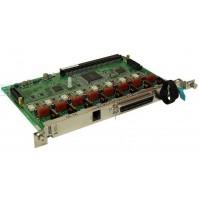 Cartela Panasonic KX TDA0180X, 8 linii CO
