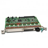 Cartel Panasonic KX TDA0184X, 8 porturi