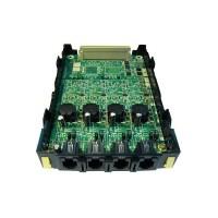 Cartela Panasonic KX TDA3171NE, 4 porturi digitale