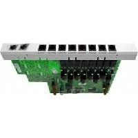 Cartela Panasonic KX TE82480CE, extensie 2 CO si 8 linii de interior