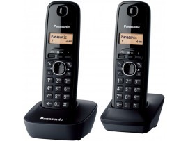 Telefon DECT TWIN, KX-TG1612FXH, Panasonic