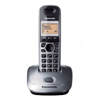 Telefon fara fir, metalic,caller ID, KX-TG2511FXM, Panasonic, TESTARE in showroom