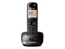 Telefon DECT negru, KX-TG2511FXT, Panasonic, TESTARE in showroom