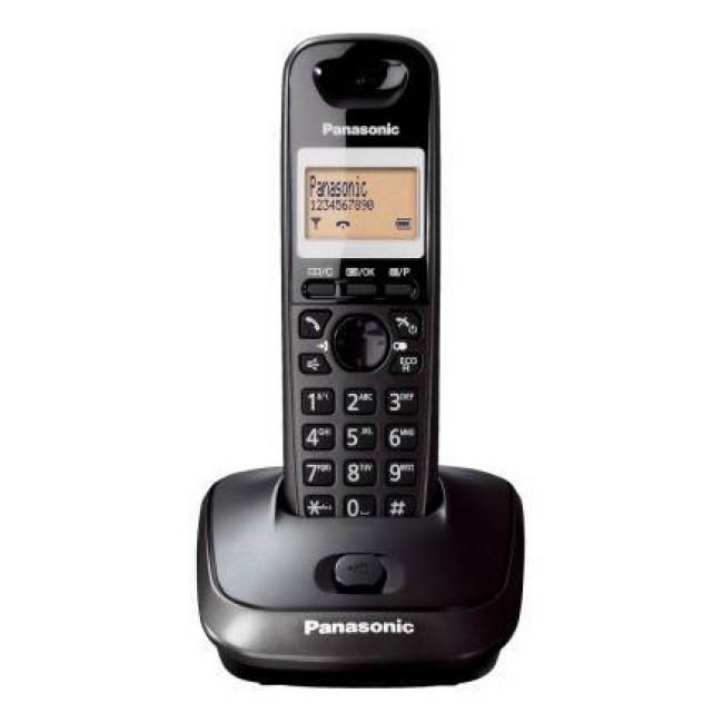 Telefon DECT negru, KX-TG2511FXT, Panasonic